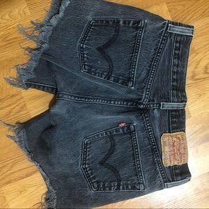 🖤Vintage Levi's 501 Shorts